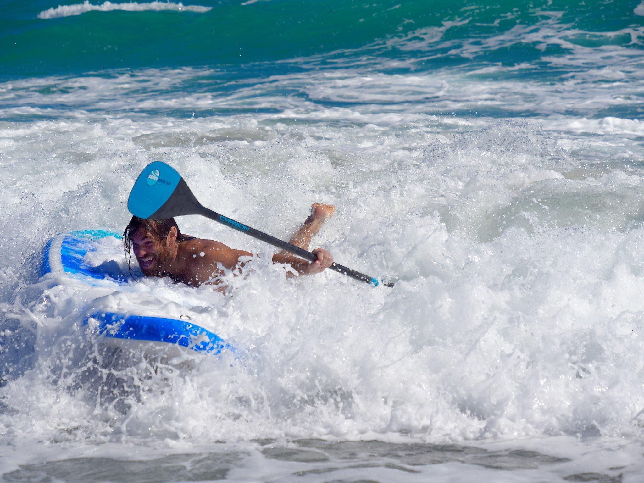 ERS Skylake Blue SUP surf