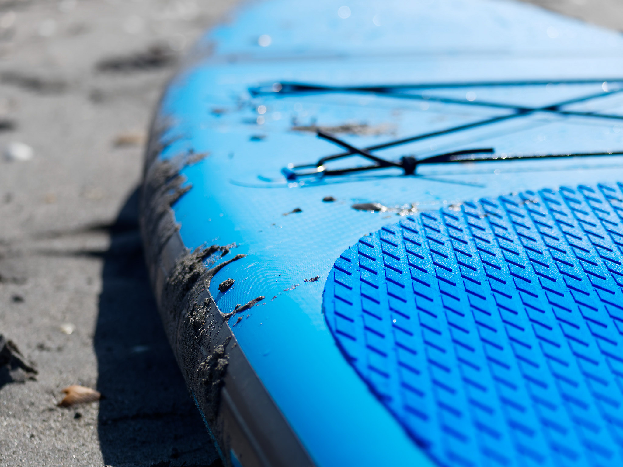 Best paddle board deckpad with thick density foam